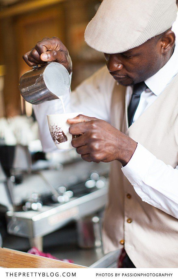 Making the best coffee   Photo: Passionphotography by @Amanda Drost
