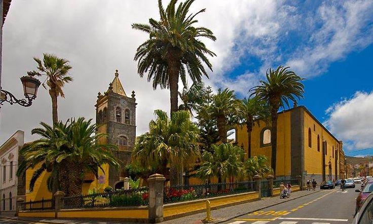 Sightseeing San Cristóbal de La Laguna Canarias, Santa Cruz de Tenerife,