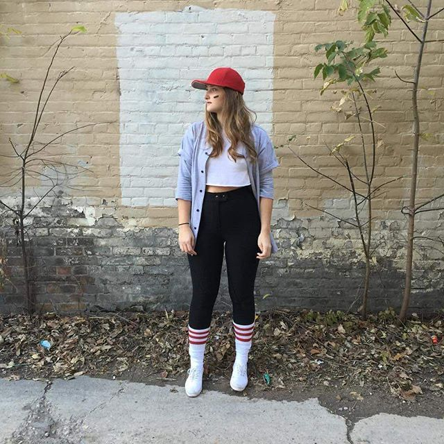 Pin for Later: 105 DIY Costumes For Women You'll Be OBSESSED With Baseball Player