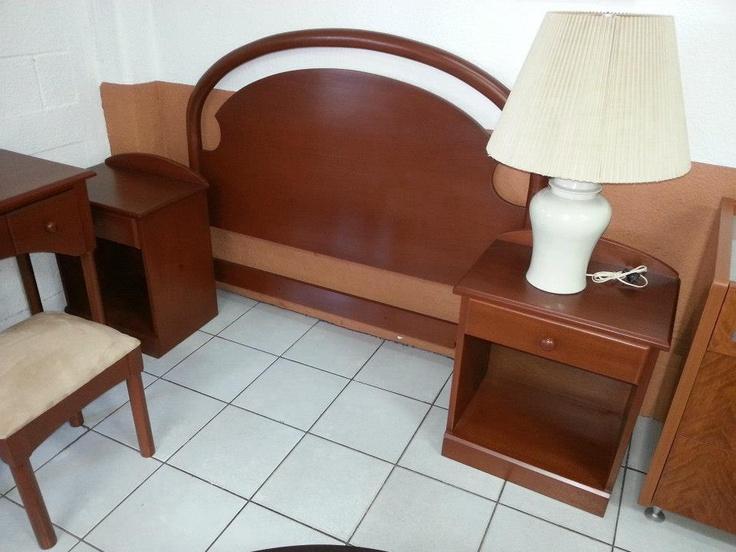 Precio q6 250 conjunto dormitorio matrimonial fabricado for Precio sofa cama matrimonial