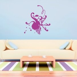 Vinyl Wall Art Abstract Sproutling