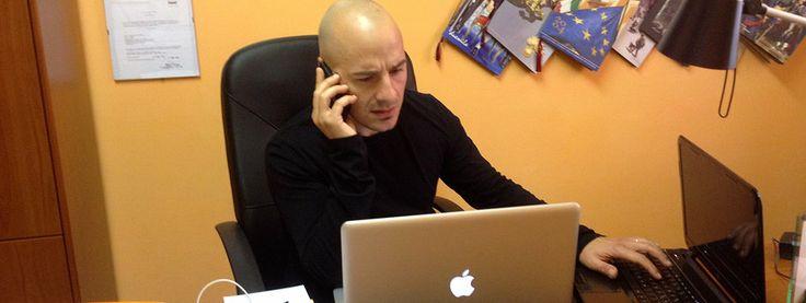 Giuseppe Tiralongo, investigatore privato a Roma