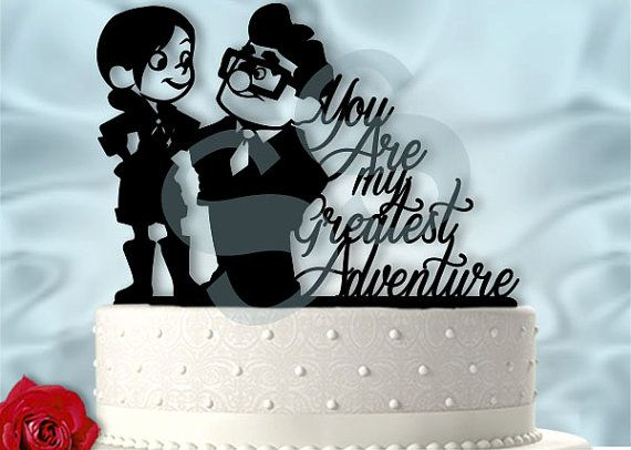 disney up wedding cake topper best 25 disney wedding cake toppers ideas on 13576