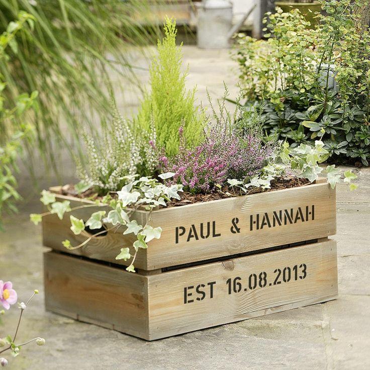 jardini re en bois diy fabriquez vos propres bacs fleurs design. Black Bedroom Furniture Sets. Home Design Ideas