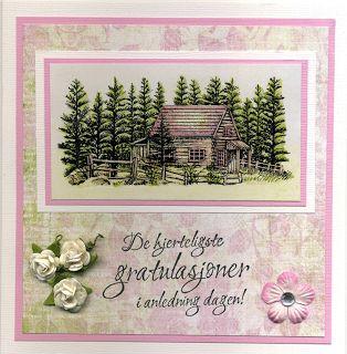 Kort med Stampscapes 2009