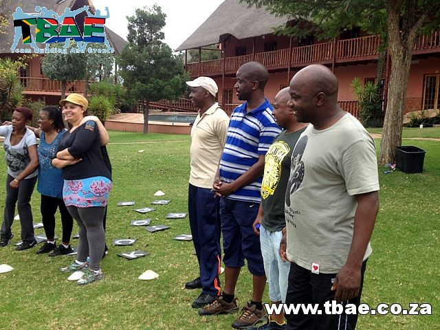 Nandos Team Building Event in Bronkhorstspruit #nandos