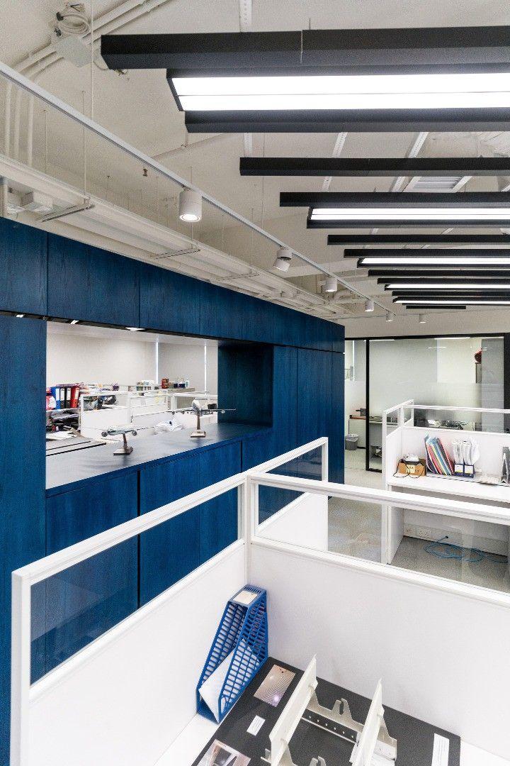 Amazing Installation Art And Inspiration Minimalistic Office