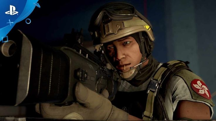 Tom Clancy's Rainbow Six Siege  - Operation Blood Orchid: Full Reveal Trailer | PS4 - YouTube