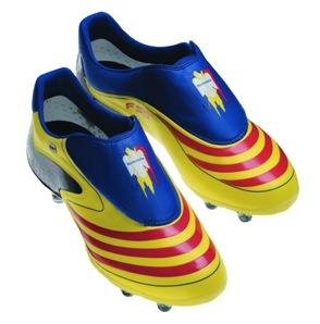Adidas F50.8 Romania TUNIT - probably my favorite colorway in the series. This or Croatia.