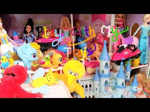 Welcome All to Play With My Toys- Channel Trailer