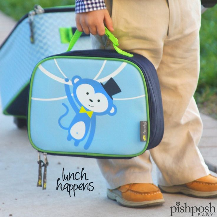 Lunch is cool again - literally. Keep little meals fresh and tasty with the insulated Lunch Happens packs by Itzy Ritzy. Zippered, roomy and washable, and easy for little hands to grasp! Makes a great gift. Just $15.99!  http://www.pishposhbaby.com/itzy-ritzy-lunch-happens-insulated-lunch-bags.html