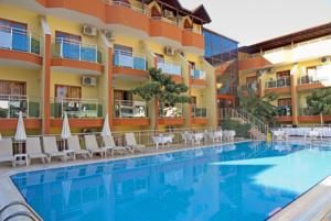 #Antalya - #AntalyaHotels - #KemerAntalya - Wassermann Hotel - http://www.antalyahotels724.com/kemer-antalya/wassermann-hotel - Hotel Information:  Address: Center mah.117 Sok. No:P /O, 07980 Kemer, Kemer Antalya        Wassermann Hotel is four hundred metres from Kemer Beach and options an outside pool and a solar terrace with views of the Taurus Mountains. It provides air-conditioned rooms with balconies. Rooms come outfitted with a minibar and sat
