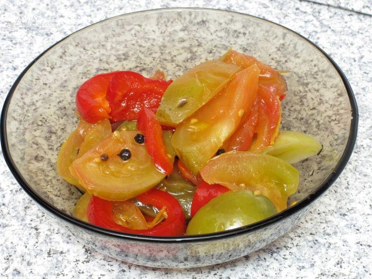 Salată de gogonele cu gogoşari