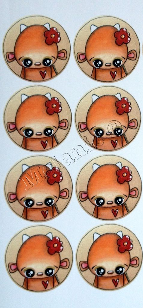 Doepa stickers