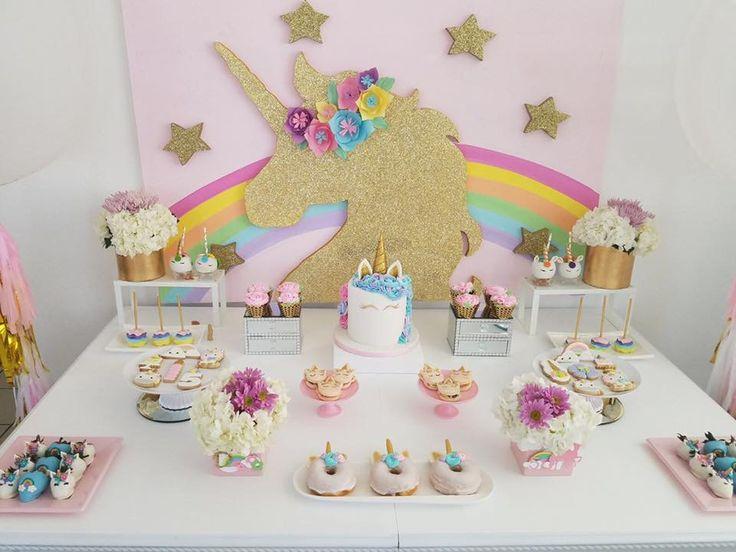 416 best unicorn party images on pinterest unicorn party. Black Bedroom Furniture Sets. Home Design Ideas