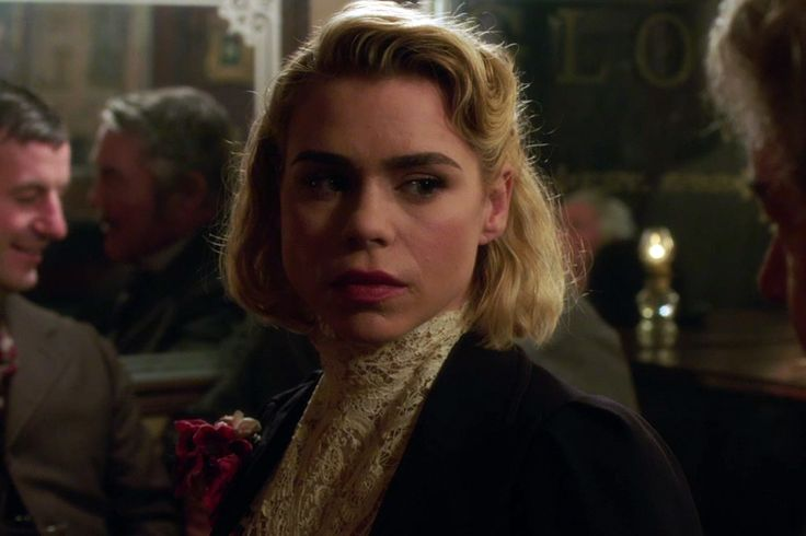 Exclusive: Behind the scenes on bringing Billie Piper back to life for 'Penny Dreadful'