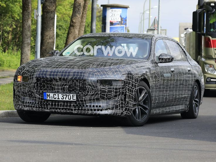 new 2022 bmw i7 ev: price, specs and release date