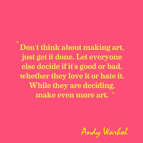 Andy Warhol Quotes Mesmerizing 75 Best Andy Warhol Quotes Images On Pinterest  Andy Warhol