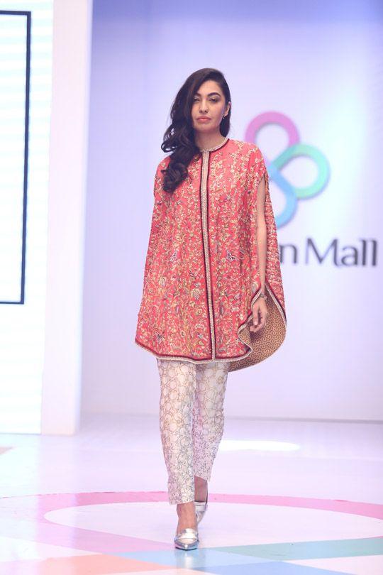 Dolmen Mall Fashion Show Sania Maskatiya | Dolmen Shopping Festival Fashion Show Agha Noor | Secret Closet