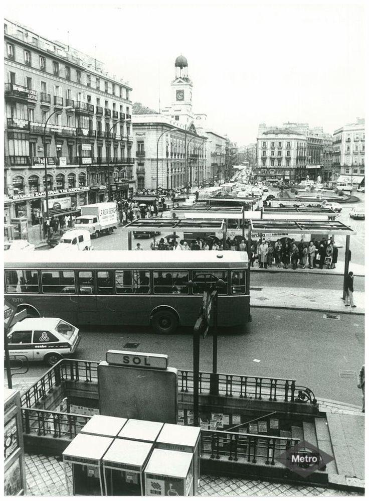 ::: MEMORIA DE MADRID :::sol 1980