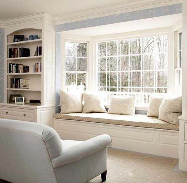 Window seat window