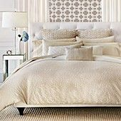 vera wang sculpted floral bedding rich textures and creamy hues infuse vera wangu0027s sculpted floral bedding set with her signature laid back luxury