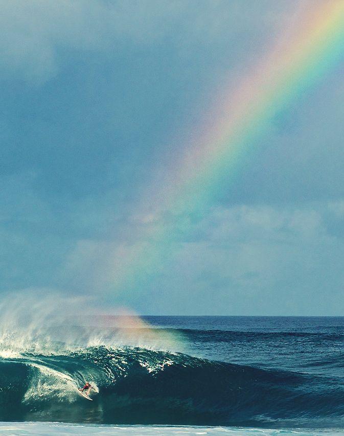 John John Florence| Golden boy at the end of the rainbow bySébastien Lequéré