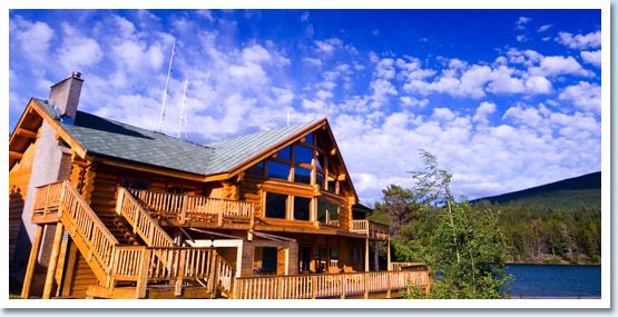 Picture yourself at #Chilko Lake Lodge!