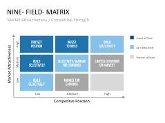 Risk Matrix PowerPoint Template