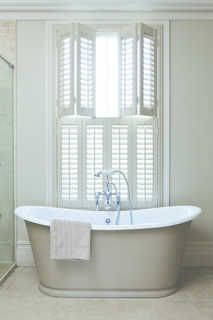 Find This Pin And More On Bathroom Window Covering Ideas