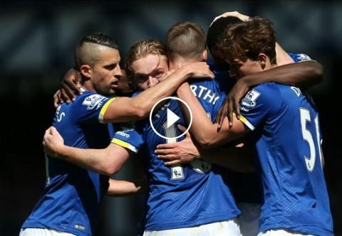 Football Highlights from English Premier League match: Everton FC vs Norwich City FC Played on: May 15, 2016 Match Result: Everton FC 3 - 0 Norwich Ci...