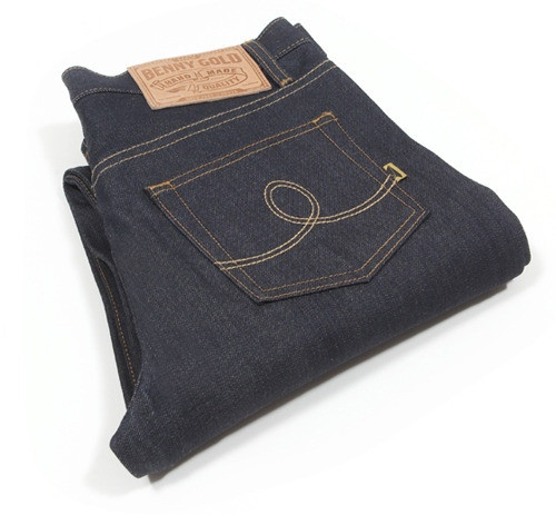 Benny Gold - Gold Standard Raw Denim