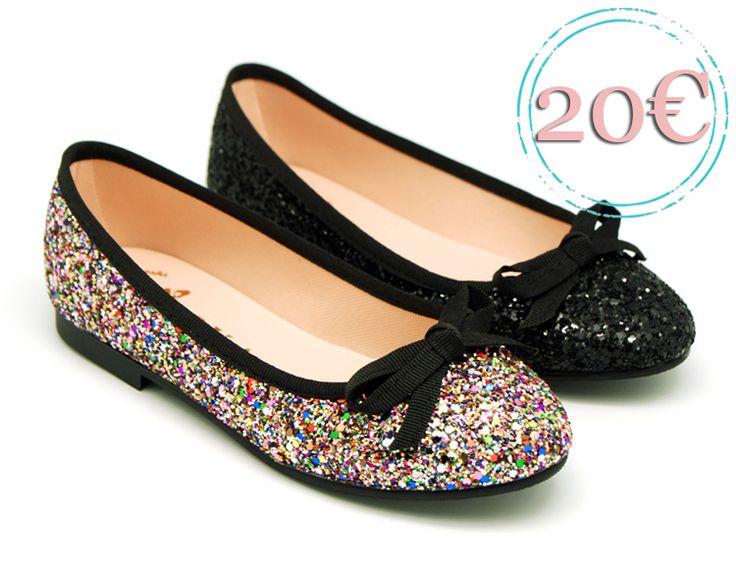 Tienda online de calzado infantil Okaaspain. Calidad al mejor precio  fabricado en España. Bailarina