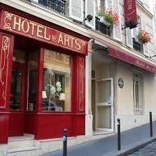 Image result for montmartre paris hotel