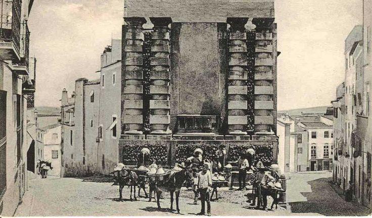 Elvas - Recantos com história: Fonte de São Lourenço   Portal Elvasnews
