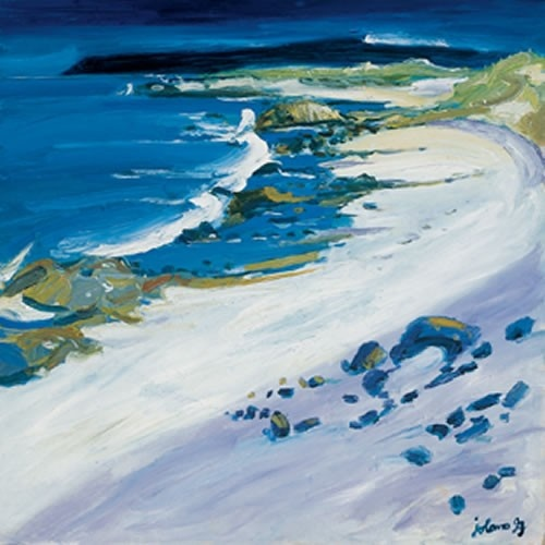 Art Prints Gallery - Beach of the Seat, Iona, £30.00 (http://www.artprintsgallery.co.uk/John-Lowrie-Morrison/Beach-of-the-Seat-Iona.html)