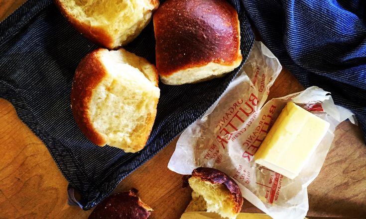 buttermilk parker house rolls – Jessie Sheehan Bakes