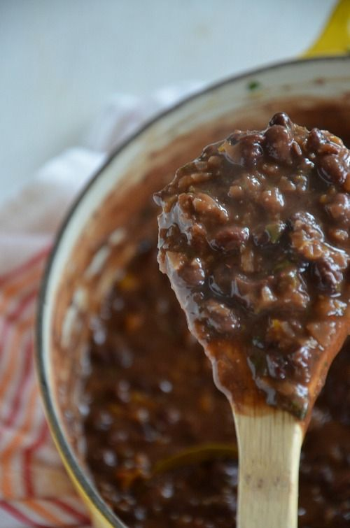 Quick: 20 Minute Cuban Black Beans, www.mountainmamacooks.com