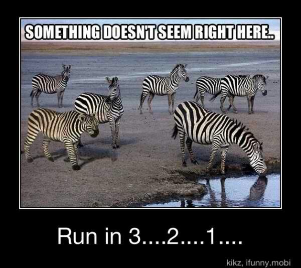 Haha when u see it