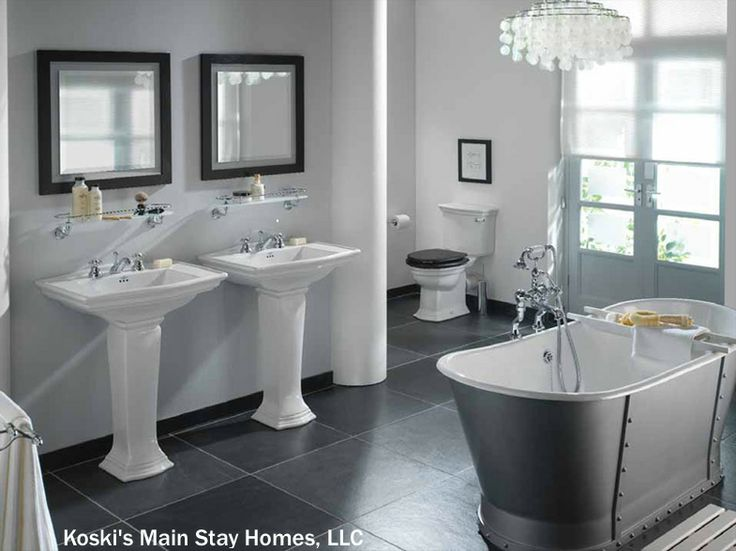 Bathroom Remodel Gray 605 best tips for your bathroom! images on pinterest | bathroom