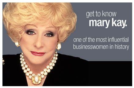 The story of Mary Kay Cosmetics