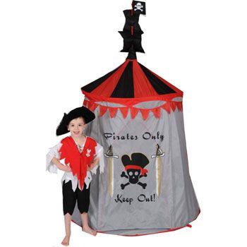 Pirat Play tent