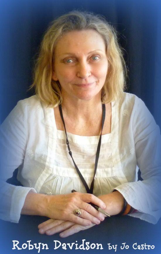 Robyn Davidson author of Tracks, camel lady