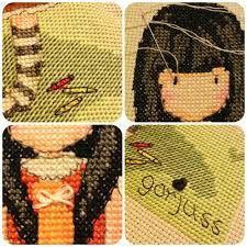 Resultado de imagen de gorjuss cross stitch
