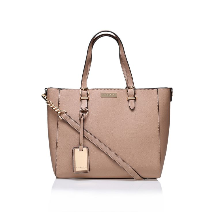 dina winged tote nude tote bag from Carvela Kurt Geiger