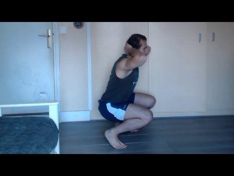 11 exercices pour renforcer les genoux, les tendons d'Achille, les pieds et le dos - YouTube