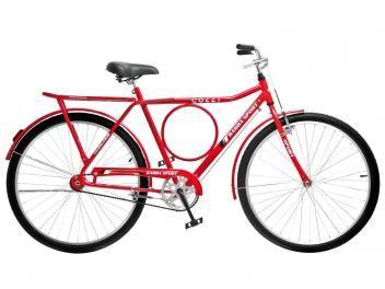 Bicicleta Colli Bike Barra Sport Aro 26 - Freio Varão