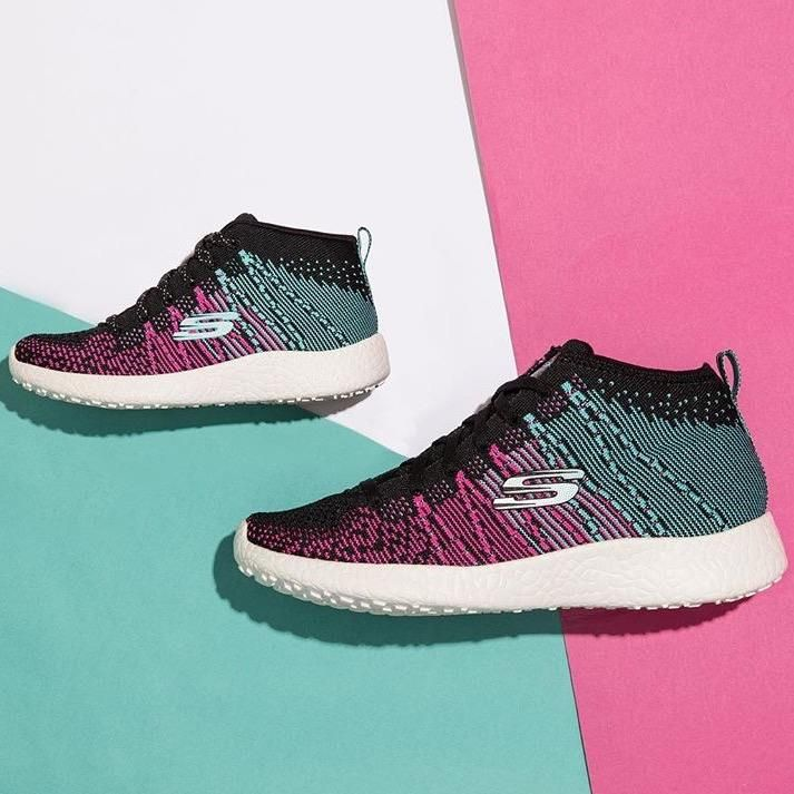 The Skechers Burst - Sweet Symphony is now available for kids too!