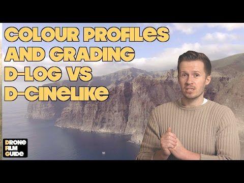 (4) How To Colour Grade DJI Mavic/Phantom Drone Video Like A Pro || TUTORIAL By Drone Film Guide - YouTube