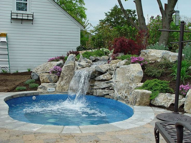 106 Best Images About LV Backyard Ideas On Pinterest Small Yards Waterfalls And Pools